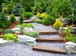 Ogrody przydomowe, parki, tereny zielone – czyli ekologia w miastach