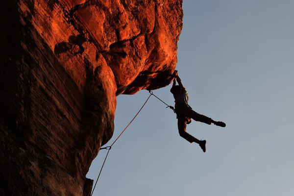 Jak nauczyć się wspinać?