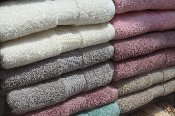 Ręczniki do pensjonatu ze sklepu internetowego