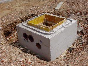 Budowa zbiornika na szambo
