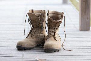 Wytrzymałe obuwie pracownicze