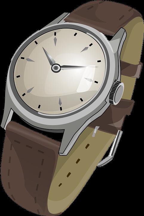 Zegarek częścią stylizacji