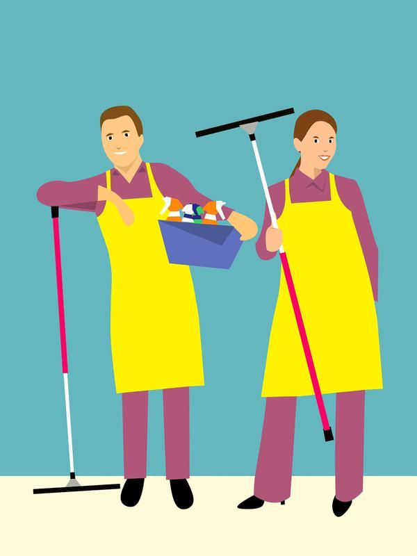 Jak znaleźć dobrą firmę sprzątającą?