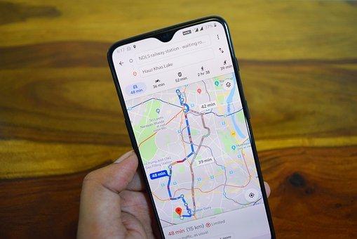 google maps wirtualne zwiedzanie