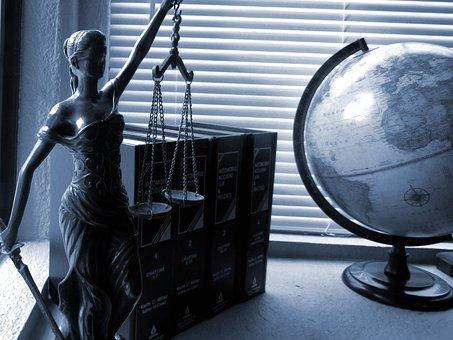 Praca prawnika w wielkim mieście