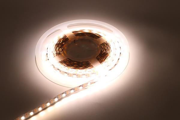 Efektowne oświetlenie led w domu