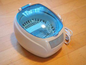 Zalety myjki ultradźwiękowej
