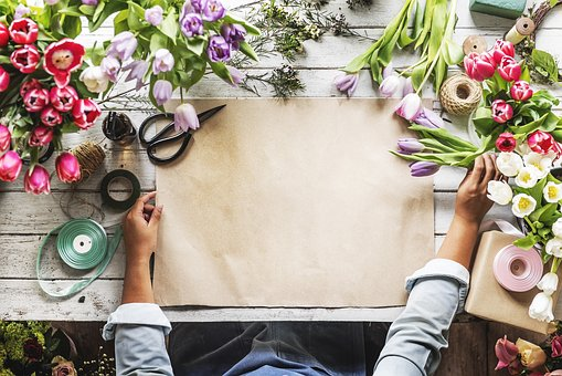 Zakupy w Internecie – hurtownia florystyczna