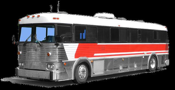 Transport busem do Niemiec