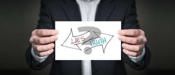 Niezwykła skuteczność wykrywacza kłamstw