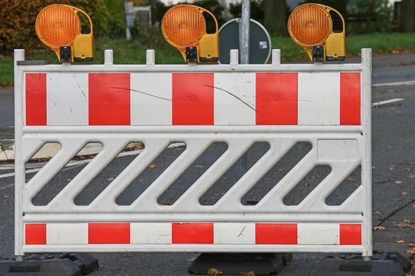 Wytrzymałe zapory drogowe